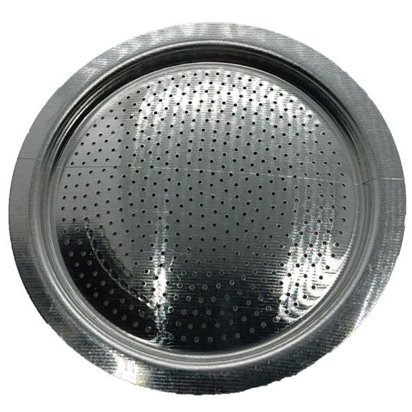Ducha filtro cafetera alicia 6 tazas delonghi