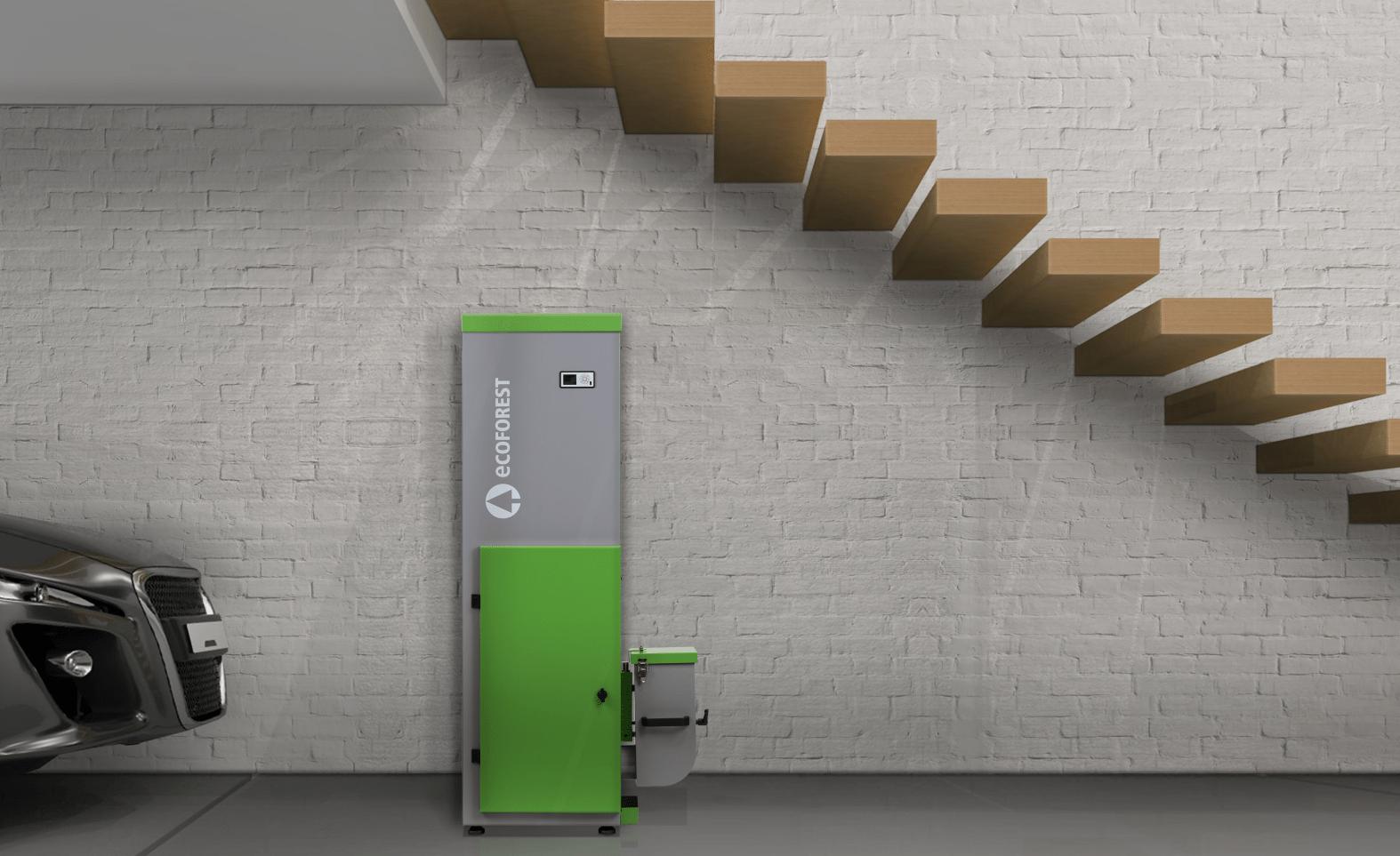 VAP 5-20 kW de Ecoforest