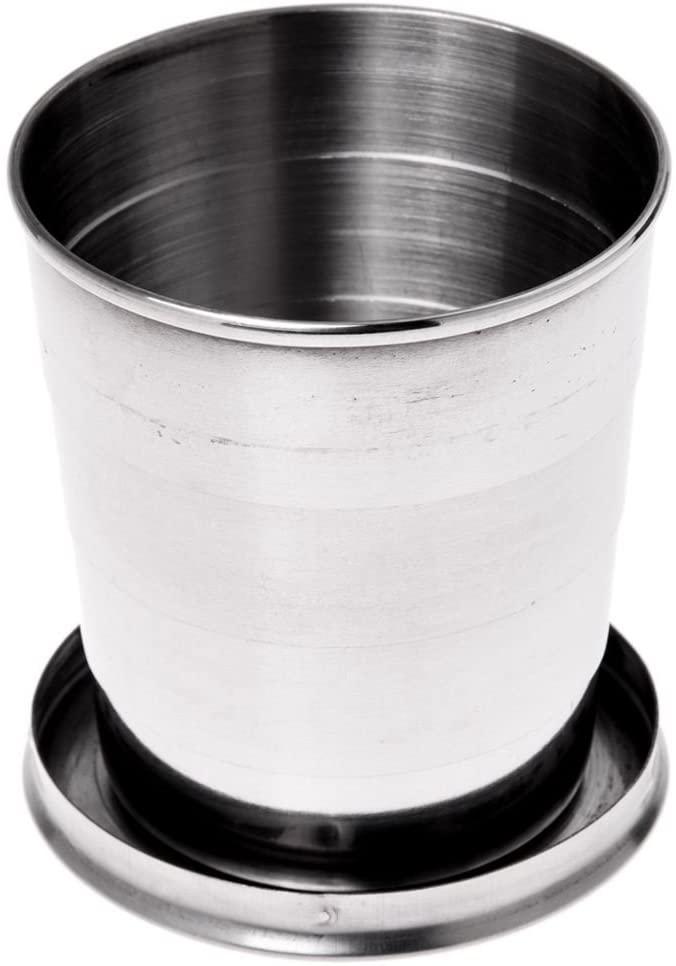 vaso cafe plegable