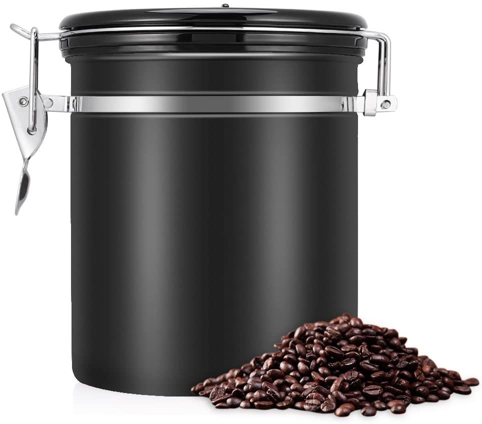 bote hermetico para cafe
